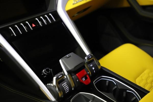 Used 2019 Lamborghini Urus for sale Call for price at Aston Martin of Greenwich in Greenwich CT 06830 21