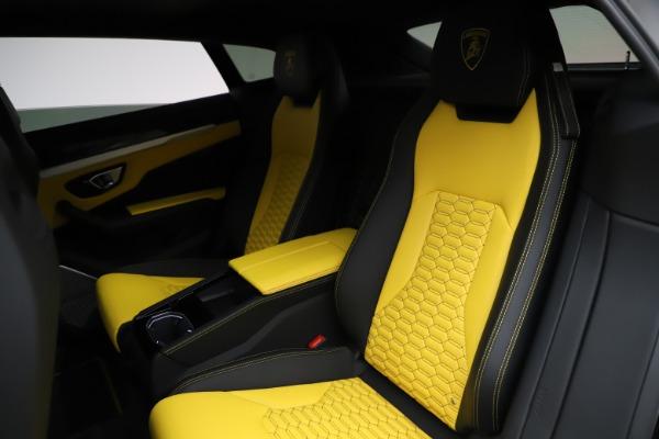 Used 2019 Lamborghini Urus for sale Call for price at Aston Martin of Greenwich in Greenwich CT 06830 22
