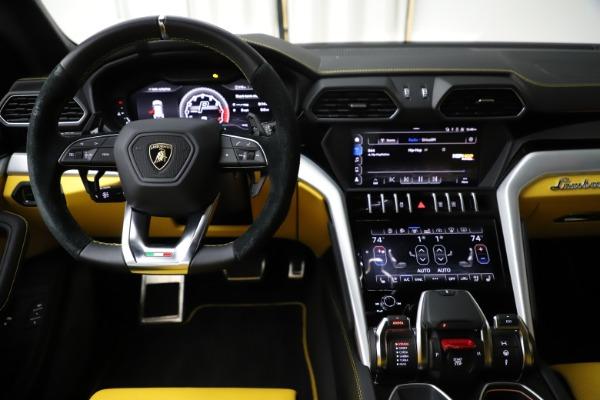 Used 2019 Lamborghini Urus for sale Call for price at Aston Martin of Greenwich in Greenwich CT 06830 23