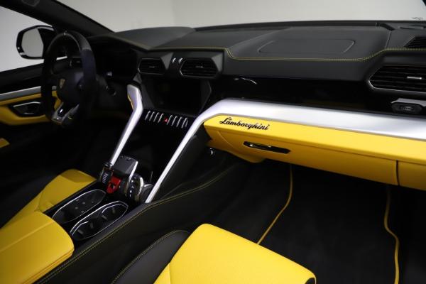 Used 2019 Lamborghini Urus for sale Call for price at Aston Martin of Greenwich in Greenwich CT 06830 24