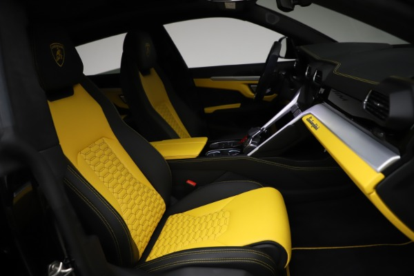 Used 2019 Lamborghini Urus for sale Call for price at Aston Martin of Greenwich in Greenwich CT 06830 25