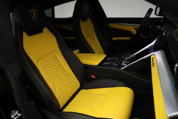 Used 2019 Lamborghini Urus for sale Call for price at Aston Martin of Greenwich in Greenwich CT 06830 26