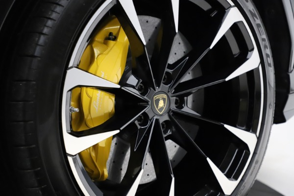 Used 2019 Lamborghini Urus for sale Call for price at Aston Martin of Greenwich in Greenwich CT 06830 28