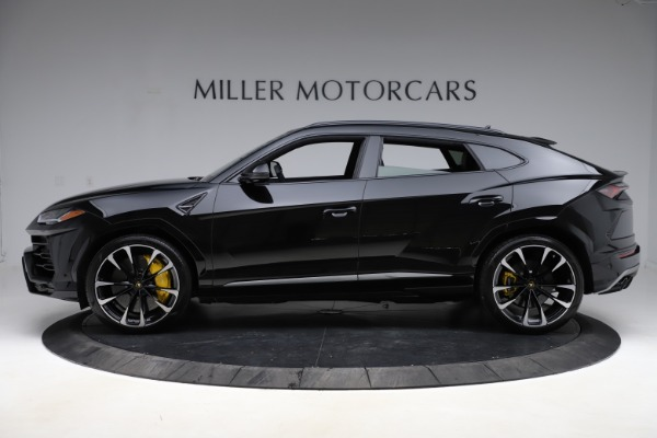 Used 2019 Lamborghini Urus for sale Call for price at Aston Martin of Greenwich in Greenwich CT 06830 3