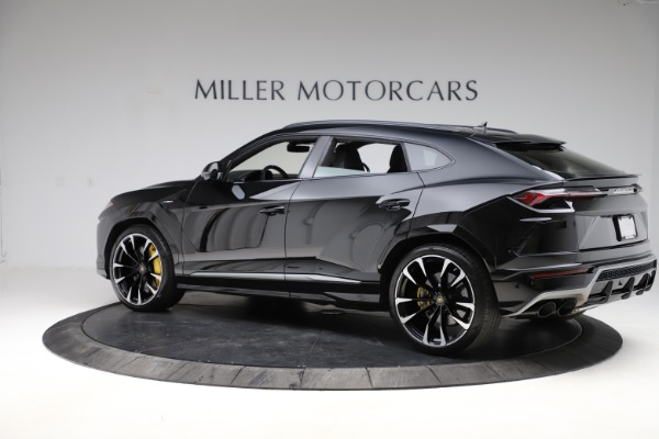 Used 2019 Lamborghini Urus for sale Call for price at Aston Martin of Greenwich in Greenwich CT 06830 4