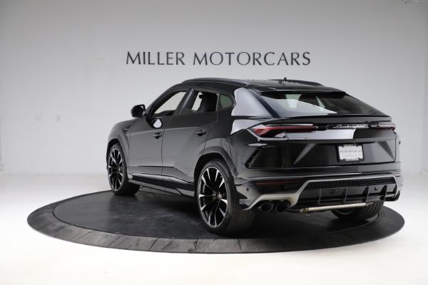 Used 2019 Lamborghini Urus for sale Call for price at Aston Martin of Greenwich in Greenwich CT 06830 5