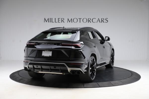 Used 2019 Lamborghini Urus for sale Call for price at Aston Martin of Greenwich in Greenwich CT 06830 7