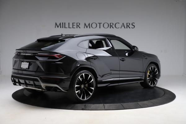 Used 2019 Lamborghini Urus for sale Call for price at Aston Martin of Greenwich in Greenwich CT 06830 8