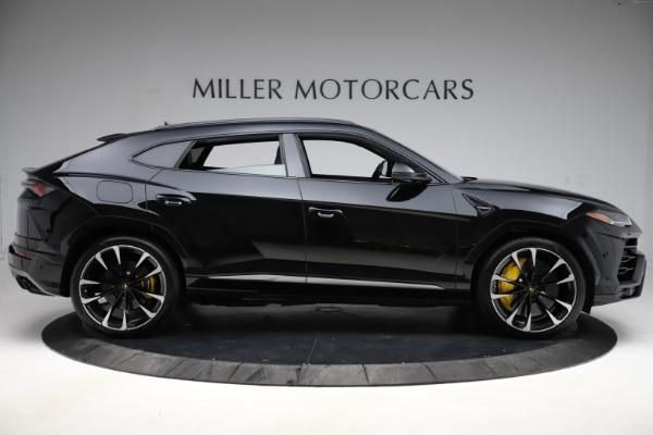 Used 2019 Lamborghini Urus for sale Call for price at Aston Martin of Greenwich in Greenwich CT 06830 9