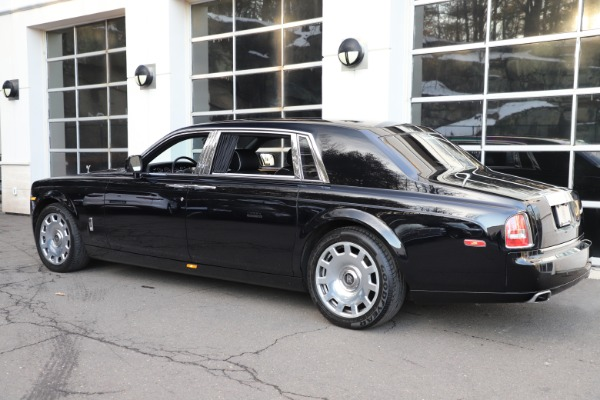 Used 2015 Rolls-Royce Phantom EWB for sale $299,900 at Aston Martin of Greenwich in Greenwich CT 06830 7