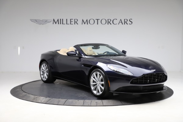 New 2021 Aston Martin DB11 Volante for sale Sold at Aston Martin of Greenwich in Greenwich CT 06830 10