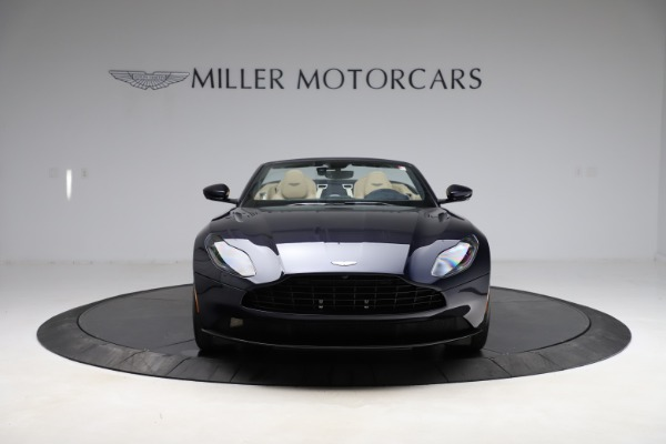 New 2021 Aston Martin DB11 Volante for sale Sold at Aston Martin of Greenwich in Greenwich CT 06830 11