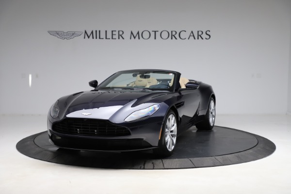 New 2021 Aston Martin DB11 Volante for sale Sold at Aston Martin of Greenwich in Greenwich CT 06830 12