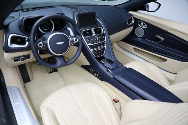 New 2021 Aston Martin DB11 Volante for sale Sold at Aston Martin of Greenwich in Greenwich CT 06830 13