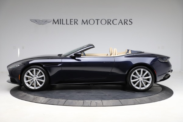 New 2021 Aston Martin DB11 Volante for sale Sold at Aston Martin of Greenwich in Greenwich CT 06830 2