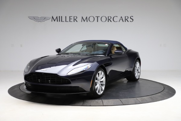 New 2021 Aston Martin DB11 Volante for sale Sold at Aston Martin of Greenwich in Greenwich CT 06830 22