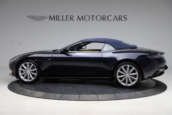 New 2021 Aston Martin DB11 Volante for sale Sold at Aston Martin of Greenwich in Greenwich CT 06830 23