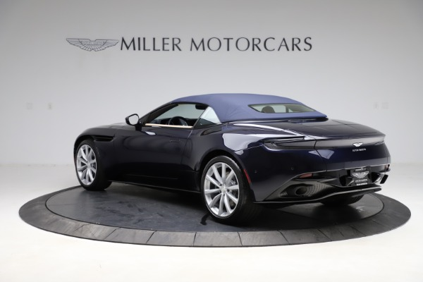 New 2021 Aston Martin DB11 Volante for sale Sold at Aston Martin of Greenwich in Greenwich CT 06830 24