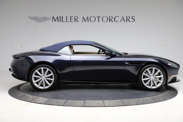 New 2021 Aston Martin DB11 Volante for sale Sold at Aston Martin of Greenwich in Greenwich CT 06830 26