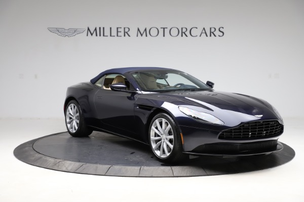 New 2021 Aston Martin DB11 Volante for sale Sold at Aston Martin of Greenwich in Greenwich CT 06830 27