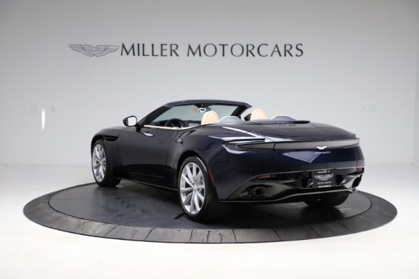 New 2021 Aston Martin DB11 Volante for sale Sold at Aston Martin of Greenwich in Greenwich CT 06830 4