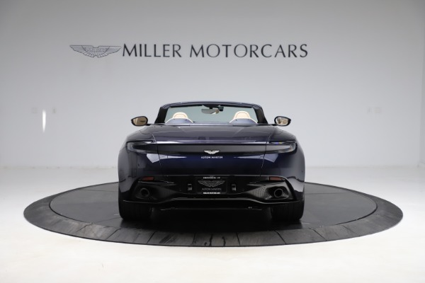 New 2021 Aston Martin DB11 Volante for sale Sold at Aston Martin of Greenwich in Greenwich CT 06830 5