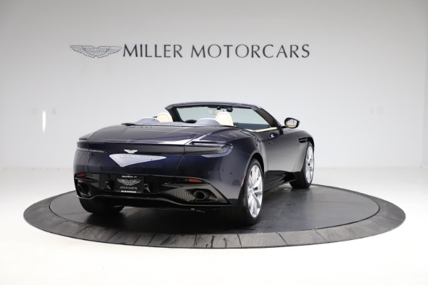 New 2021 Aston Martin DB11 Volante for sale Sold at Aston Martin of Greenwich in Greenwich CT 06830 6