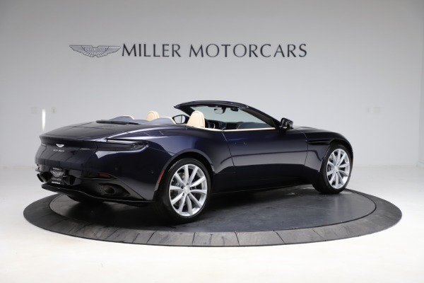 New 2021 Aston Martin DB11 Volante for sale Sold at Aston Martin of Greenwich in Greenwich CT 06830 7