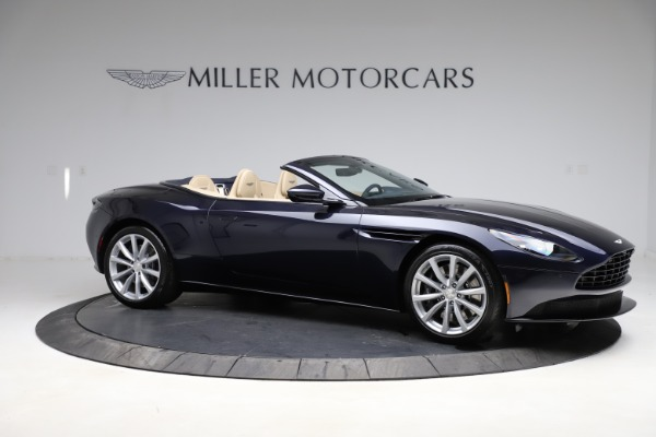 New 2021 Aston Martin DB11 Volante for sale Sold at Aston Martin of Greenwich in Greenwich CT 06830 9