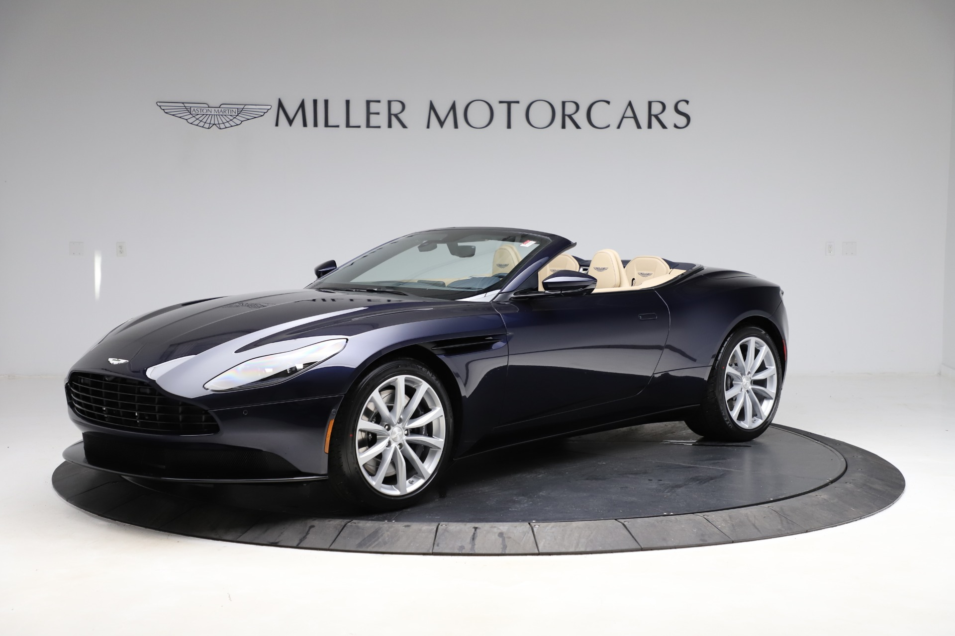 New 2021 Aston Martin DB11 Volante for sale Sold at Aston Martin of Greenwich in Greenwich CT 06830 1