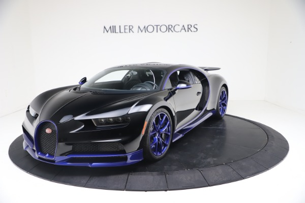 Used 2018 Bugatti Chiron for sale Sold at Aston Martin of Greenwich in Greenwich CT 06830 2