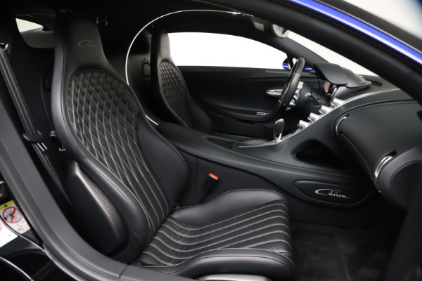 Used 2018 Bugatti Chiron for sale Sold at Aston Martin of Greenwich in Greenwich CT 06830 21