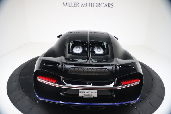 Used 2018 Bugatti Chiron for sale Sold at Aston Martin of Greenwich in Greenwich CT 06830 26