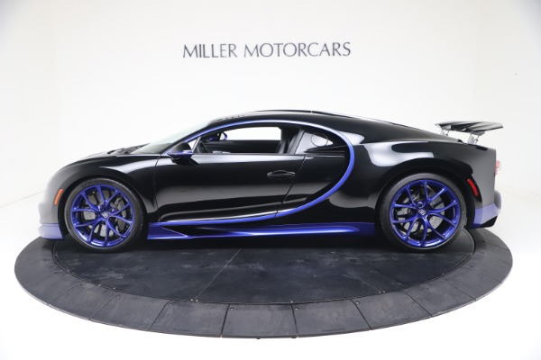 Used 2018 Bugatti Chiron for sale Sold at Aston Martin of Greenwich in Greenwich CT 06830 3
