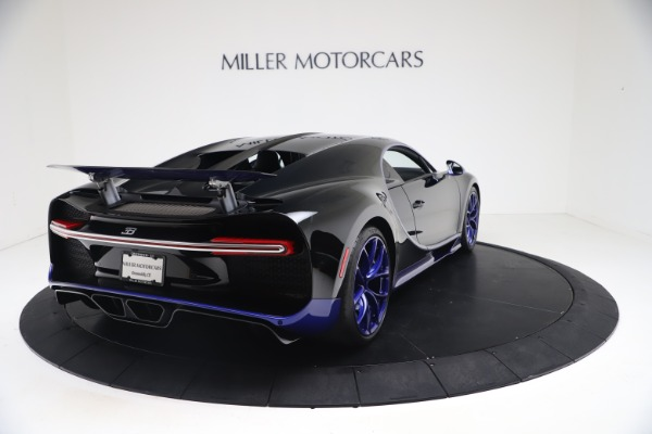 Used 2018 Bugatti Chiron for sale Sold at Aston Martin of Greenwich in Greenwich CT 06830 7