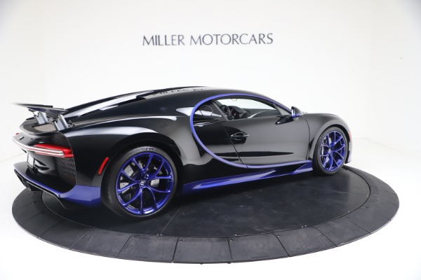 Used 2018 Bugatti Chiron for sale Sold at Aston Martin of Greenwich in Greenwich CT 06830 8
