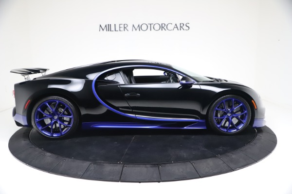 Used 2018 Bugatti Chiron for sale Sold at Aston Martin of Greenwich in Greenwich CT 06830 9