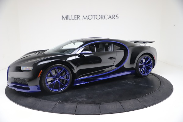 Used 2018 Bugatti Chiron for sale Sold at Aston Martin of Greenwich in Greenwich CT 06830 1