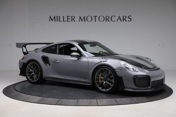 Used 2019 Porsche 911 GT2 RS for sale Sold at Aston Martin of Greenwich in Greenwich CT 06830 10