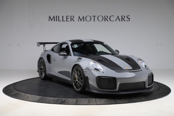 Used 2019 Porsche 911 GT2 RS for sale Sold at Aston Martin of Greenwich in Greenwich CT 06830 11