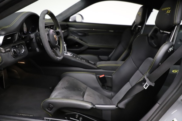 Used 2019 Porsche 911 GT2 RS for sale Sold at Aston Martin of Greenwich in Greenwich CT 06830 14