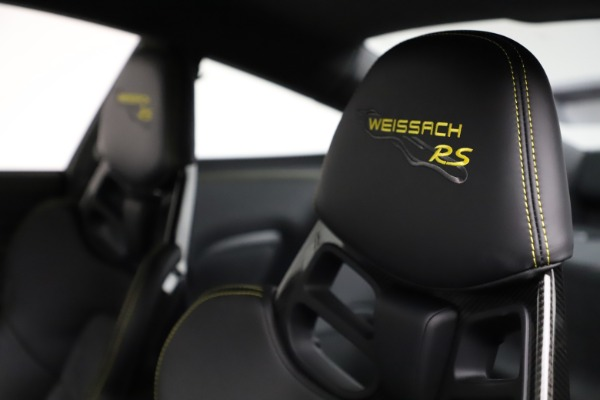 Used 2019 Porsche 911 GT2 RS for sale Sold at Aston Martin of Greenwich in Greenwich CT 06830 16