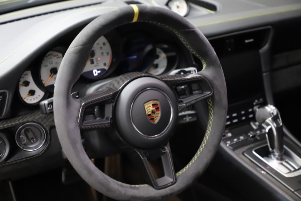 Used 2019 Porsche 911 GT2 RS for sale Sold at Aston Martin of Greenwich in Greenwich CT 06830 17