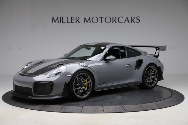 Used 2019 Porsche 911 GT2 RS for sale Sold at Aston Martin of Greenwich in Greenwich CT 06830 2