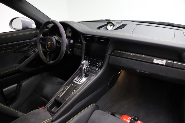 Used 2019 Porsche 911 GT2 RS for sale Sold at Aston Martin of Greenwich in Greenwich CT 06830 21