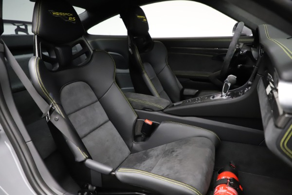 Used 2019 Porsche 911 GT2 RS for sale Sold at Aston Martin of Greenwich in Greenwich CT 06830 23