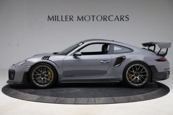 Used 2019 Porsche 911 GT2 RS for sale Sold at Aston Martin of Greenwich in Greenwich CT 06830 3