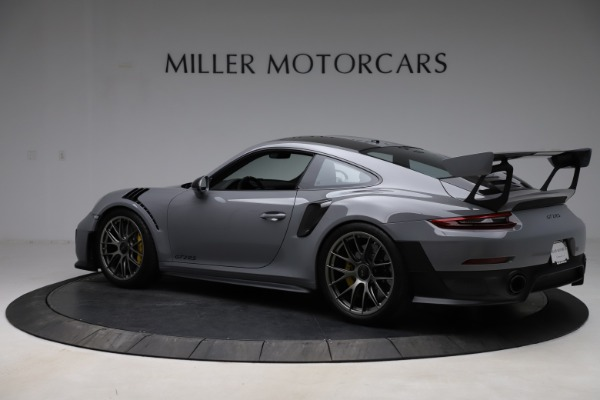 Used 2019 Porsche 911 GT2 RS for sale Sold at Aston Martin of Greenwich in Greenwich CT 06830 4
