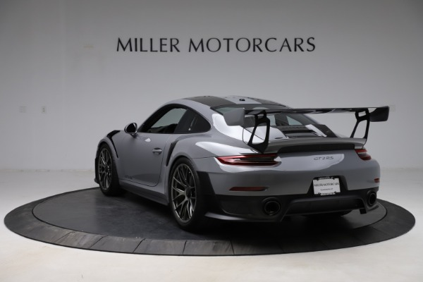 Used 2019 Porsche 911 GT2 RS for sale Sold at Aston Martin of Greenwich in Greenwich CT 06830 5
