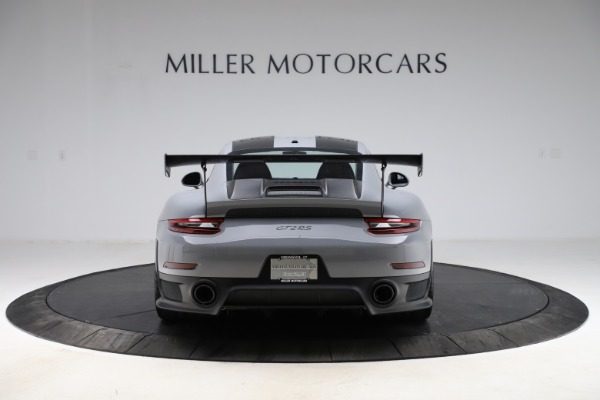 Used 2019 Porsche 911 GT2 RS for sale Sold at Aston Martin of Greenwich in Greenwich CT 06830 6